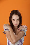 Crossed Arms Royalty Free Stock Image