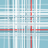 Crossed stripes. Abstract background, texture Stock Images