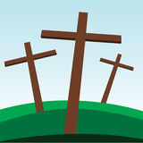 Crosses Royalty Free Stock Photos