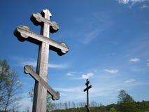 Crosses 2 Stock Image