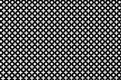 Crosses and circles pattern Royalty Free Stock Photos
