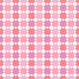 Crosses pattern seamless background Stock Image
