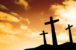 Crosses Royalty Free Stock Images