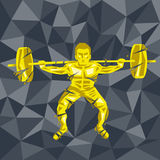 CrossFit 43 иллюстрация вектора