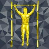 CrossFit 16 иллюстрация штока