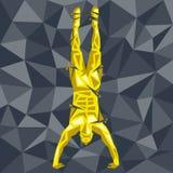 CrossFit 36 royalty ilustracja