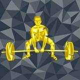 CrossFit 30 иллюстрация штока