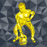 CrossFit 20 иллюстрация вектора