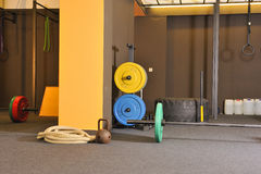 CrossFit Royalty Free Stock Photography