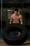 Crossfit-Training Stockfotos