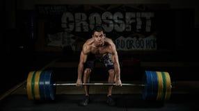 CrossFit-Training stockbild