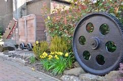 Crossgates Garden Royalty Free Stock Photos