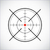 Crosshair Royalty Free Stock Images