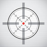 Crosshair Royalty Free Stock Photography