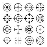 Crosshair Icon Royalty Free Stock Image