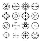 Crosshair Icon Royalty Free Stock Image