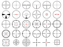 Crosshairs Stock Photography