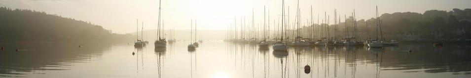 Crosshaven, cortiça, Irlanda Imagens de Stock