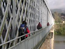 crossing Royaltyfri Fotografi