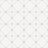 Crossing dot pattern Royalty Free Stock Photo
