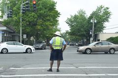 Crossing Guard stock images