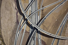 The Crossing Interchange Royalty Free Stock Image