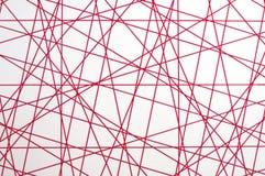 Crosslinestextur Arkivbild