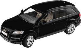 Crossover SUV. Car crossover suv crossover suv automobile model car toy car Royalty Free Stock Image