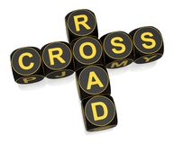 Crossroad Royalty Free Stock Photos