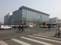 Crossroads at Beijing Stock Images