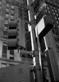 Crossroads at East 42nd Street Stock Image