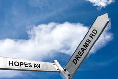 Free Crossroads Of Hopes And Dreams Stock Photos - 14360583