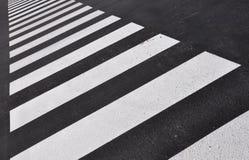 Crosswalk Fotos de Stock