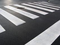 crosswalk Zdjęcia Stock