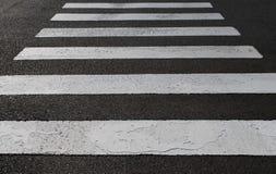 Crosswalk Fotografia Stock Libera da Diritti