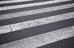 Crosswalk стоковые фотографии rf