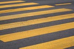 crosswalk стоковая фотография rf