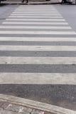Crosswalk Obraz Royalty Free