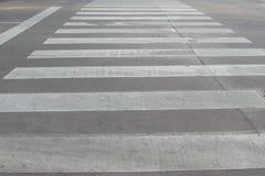 crosswalk Lizenzfreie Stockbilder