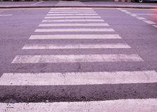 crosswalk Stockbilder