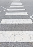 crosswalk Foto de Stock Royalty Free