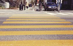 Free Crosswalk Stock Images - 86290354