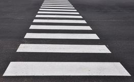 crosswalk Obraz Royalty Free