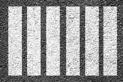 Crosswalk Background Royalty Free Stock Photo