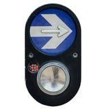 Crosswalk Button Royalty Free Stock Photos
