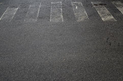 Crosswalk Stock Photography