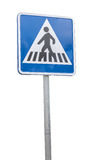 Crosswalk Signal Royalty Free Stock Image