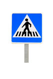 Crosswalk signal Royalty Free Stock Photography