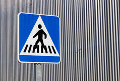 Crosswalk Royalty Free Stock Image