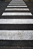 Crosswalks Royalty Free Stock Photos